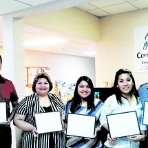 Centro Hispano Comunitario de Nebraska Celebra su segundo grupo de graduados en entrenamientos de Negocios