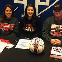 Two more commit to Northeast women's soccer team