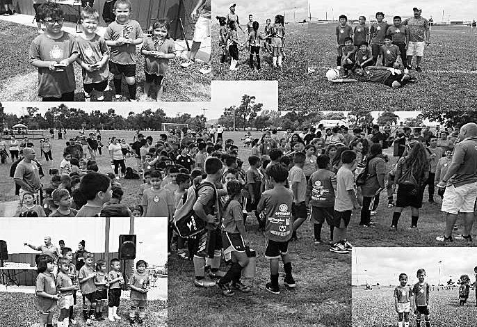 Final de Futbol Infantil 2017