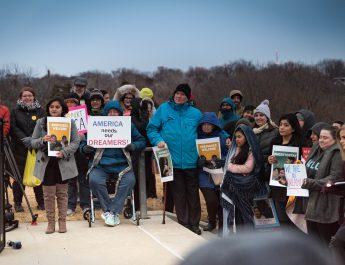 Vigilia para DREAMers y beneficiarios de TPS