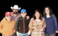 Pareja recibió premio del Centro de Asuntos Rurales