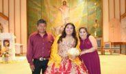 Celeste Pantoja celebró sus XV primaveras